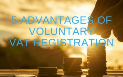 5 Benefits of Voluntary VAT Registration